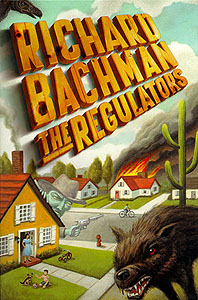 Richard Bachman The Regulators review